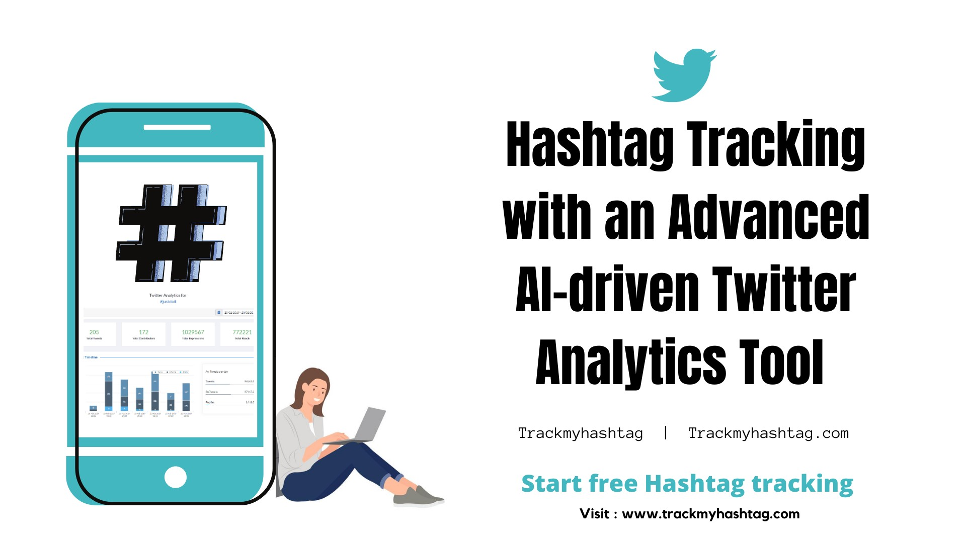 Hashtag Tracking Twitter