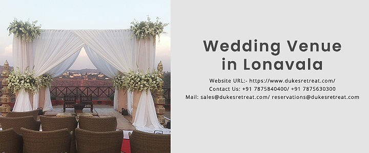 Wedding venues in Lonavala at Dukes Retreat| Experience our stunning decor on your big day!