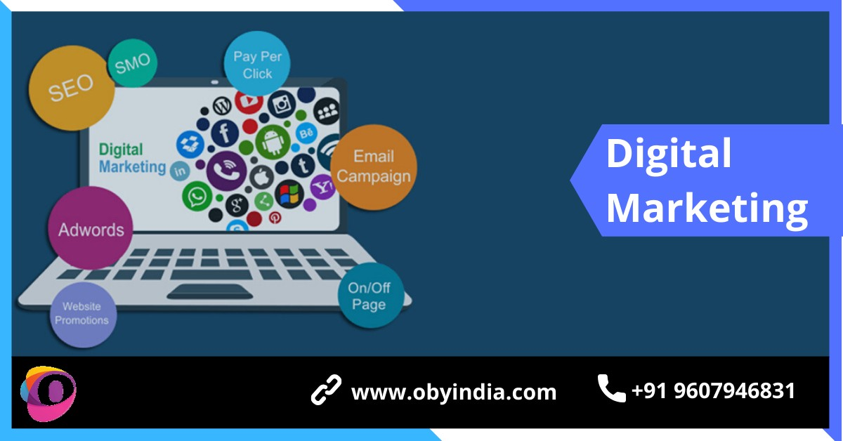 SEO Company in Pune - OBY India IT Solutions