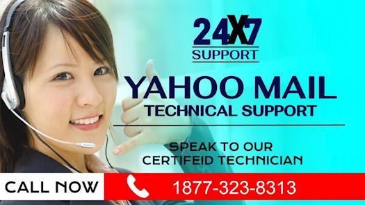 Yahoo Customer Service Number 1877-323-8313