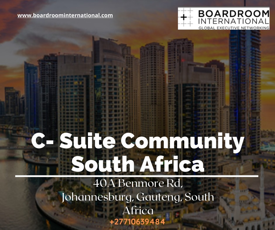 C-Suite Community South Africa