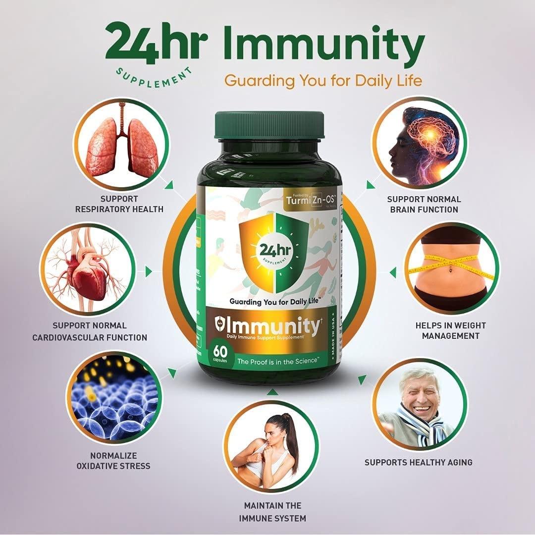 24hr Immunity Supplement
