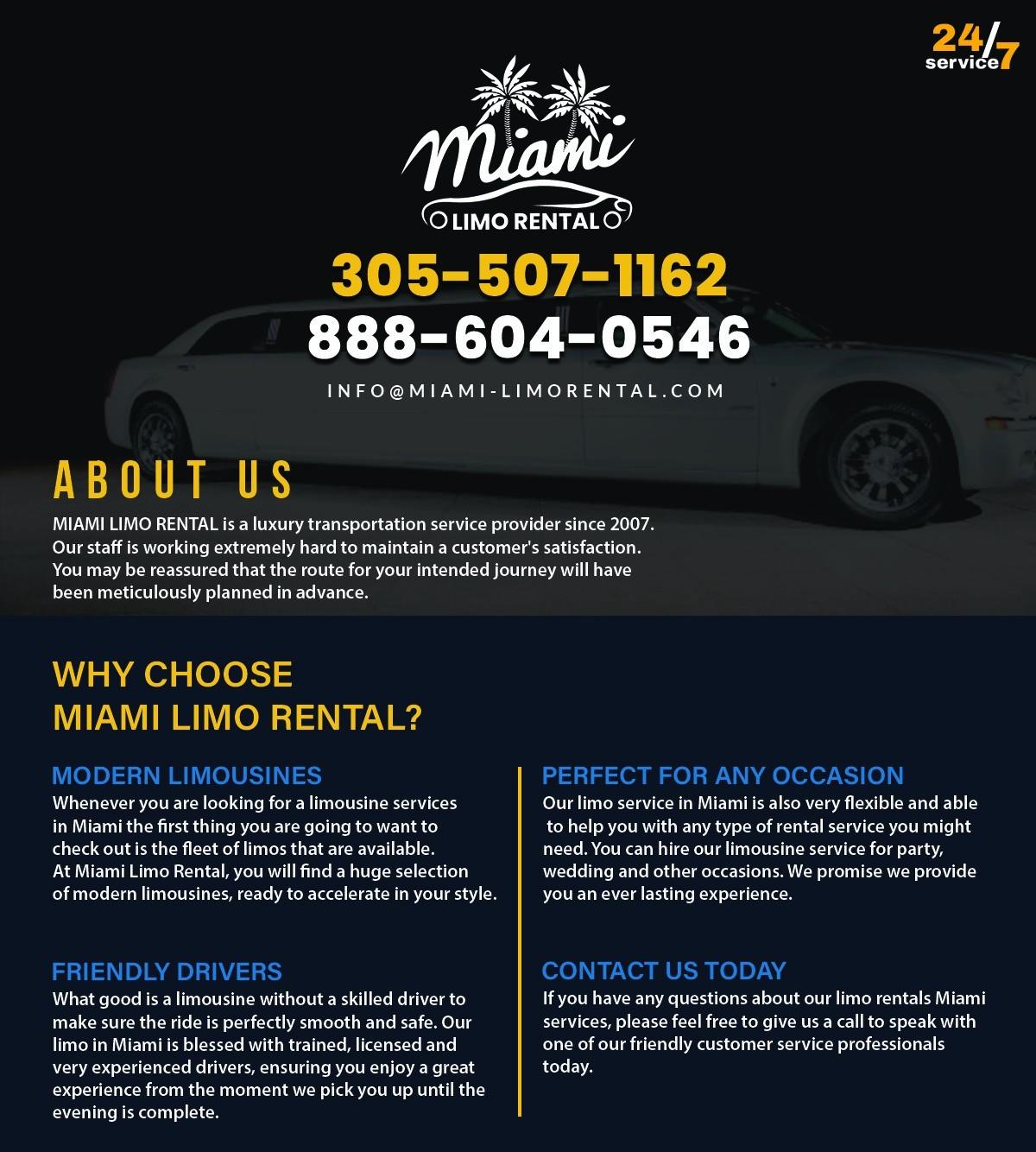 Miami Limo Service