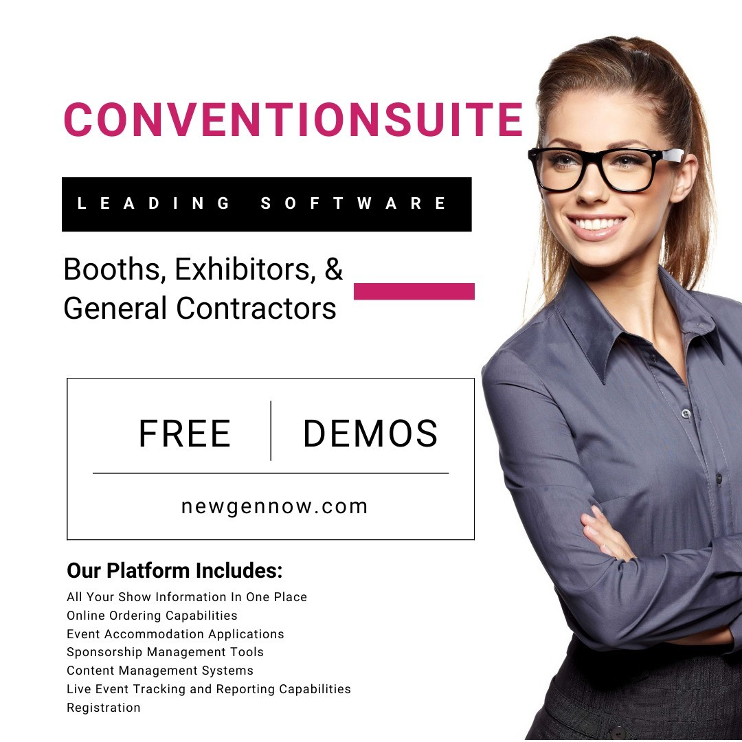 The Leading Trade Show Management Software