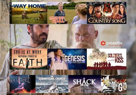 Stream Now Bible Based Movies and Documentaries at Crossflix