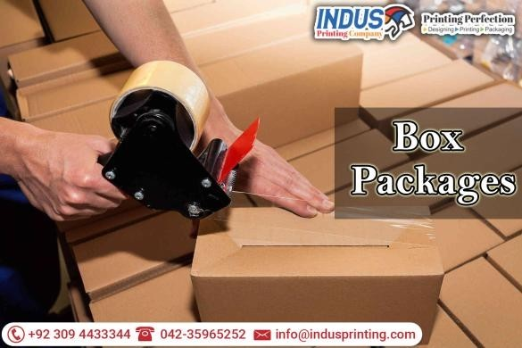 Easy To Use Box Packages