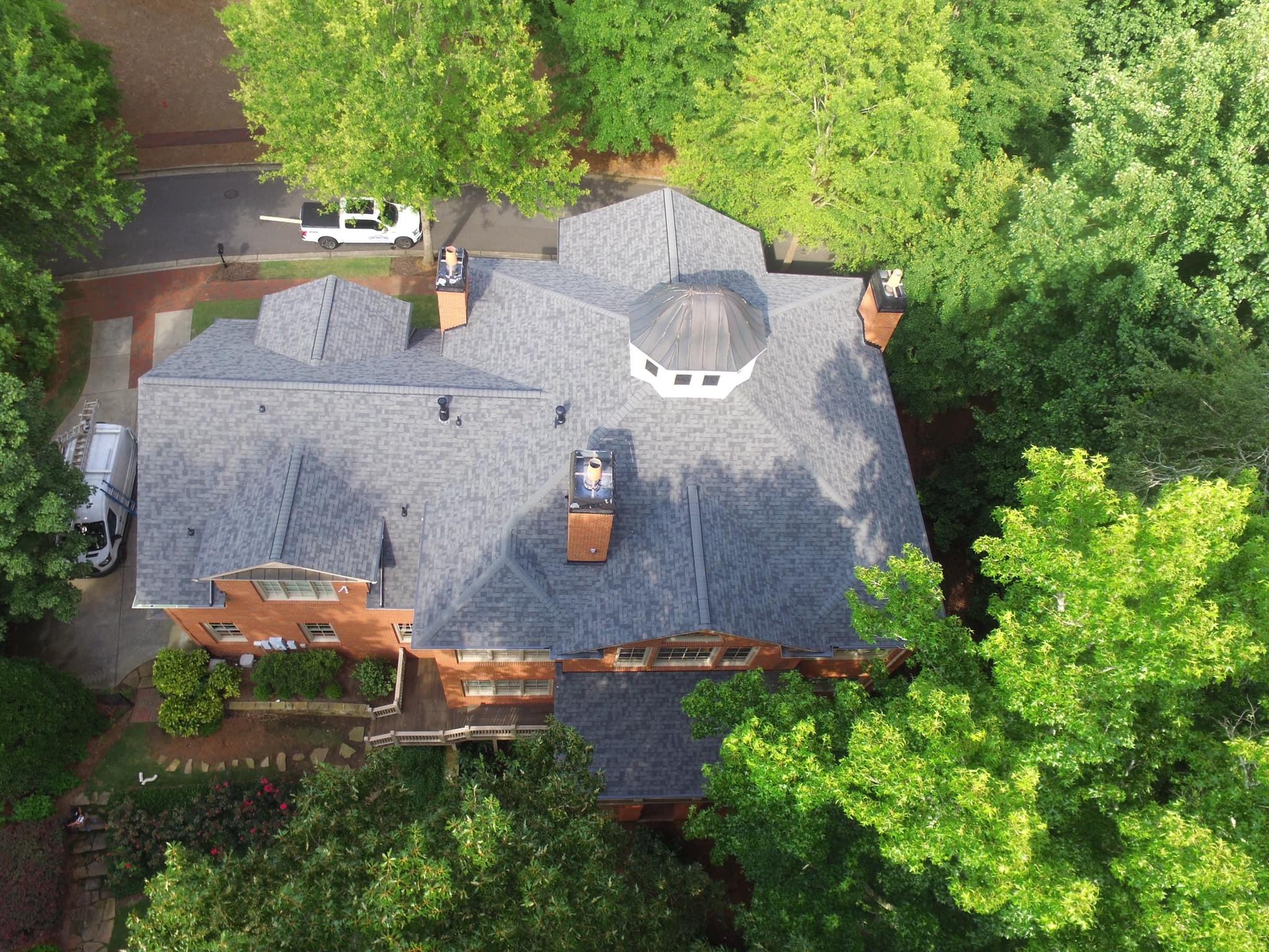 Roof installation near me Lawrenceville GA