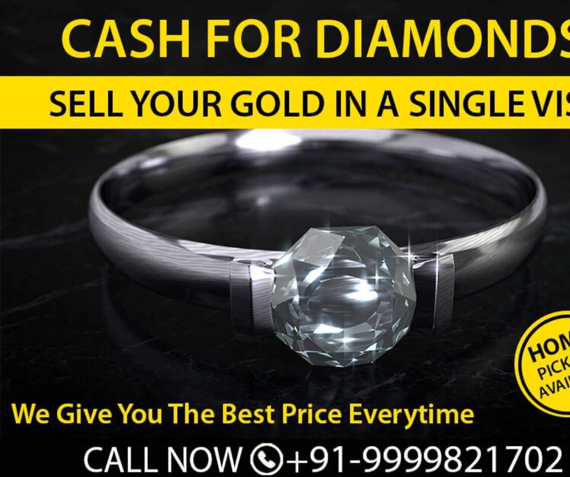 To Sell Diamond For Cash In Gurgaon