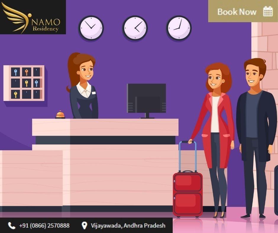 Books Best Suites with Luxury Hotels in Vijayawada near Railway Station