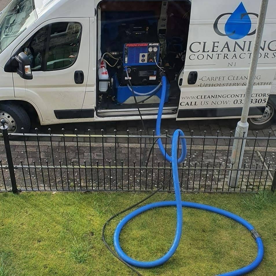 cleaning contractors belfast