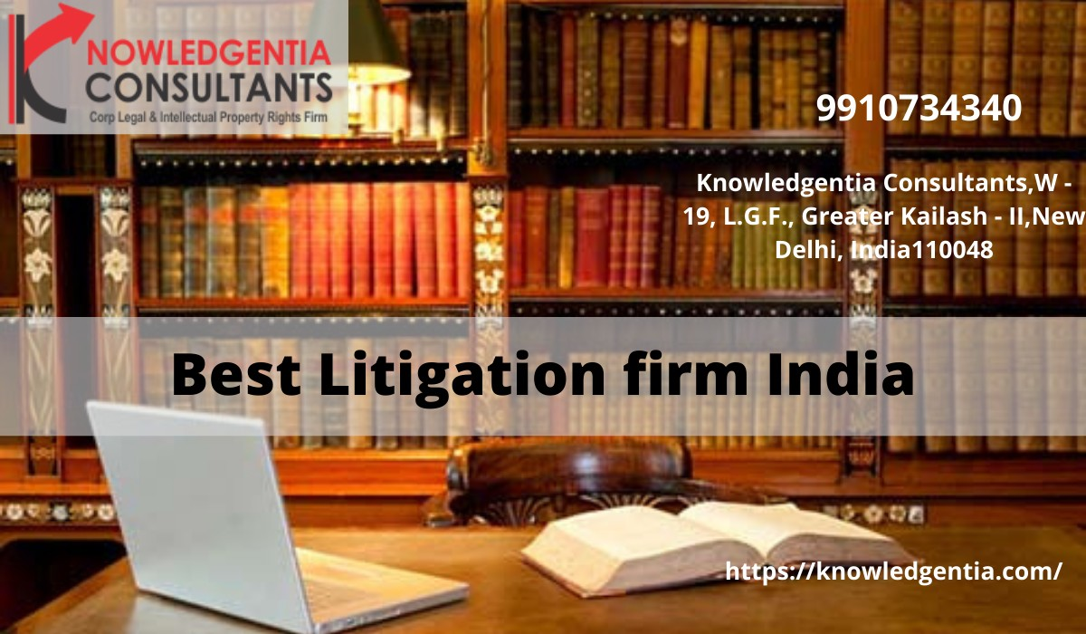 Best Litigation firm India