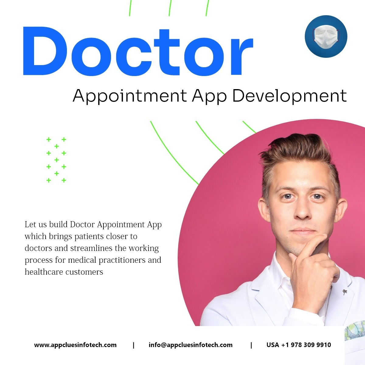 How to Create a Doctor Appointment Booking App?