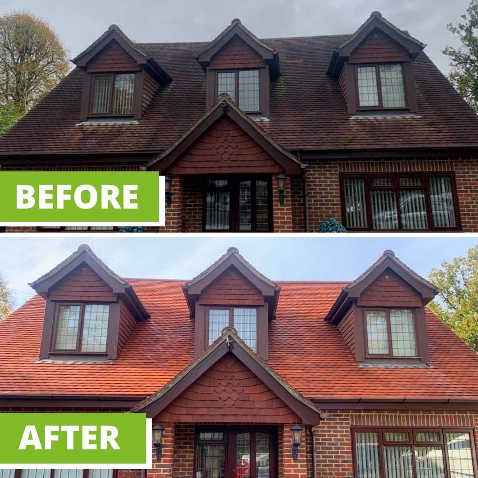 Home Exterior Cleaning in Oxfordshire
