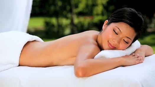 Female to male body to body massage center in Gk