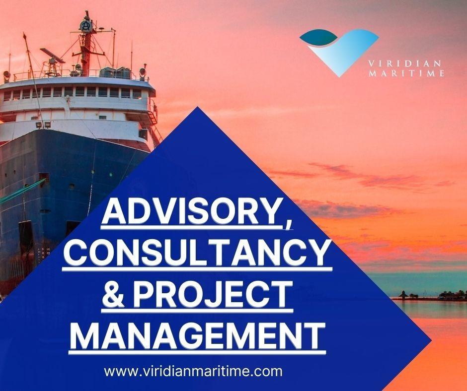 Marine consultancy Singapore