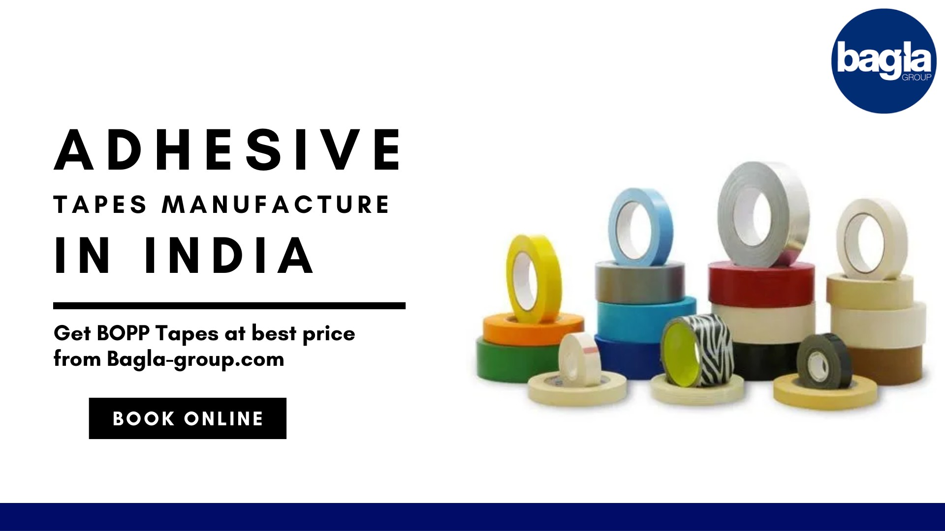 Adhesive Tapes Manufacturers in India