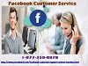 Increase visitors on your page via Facebook customer service @ 1-877-350-8878