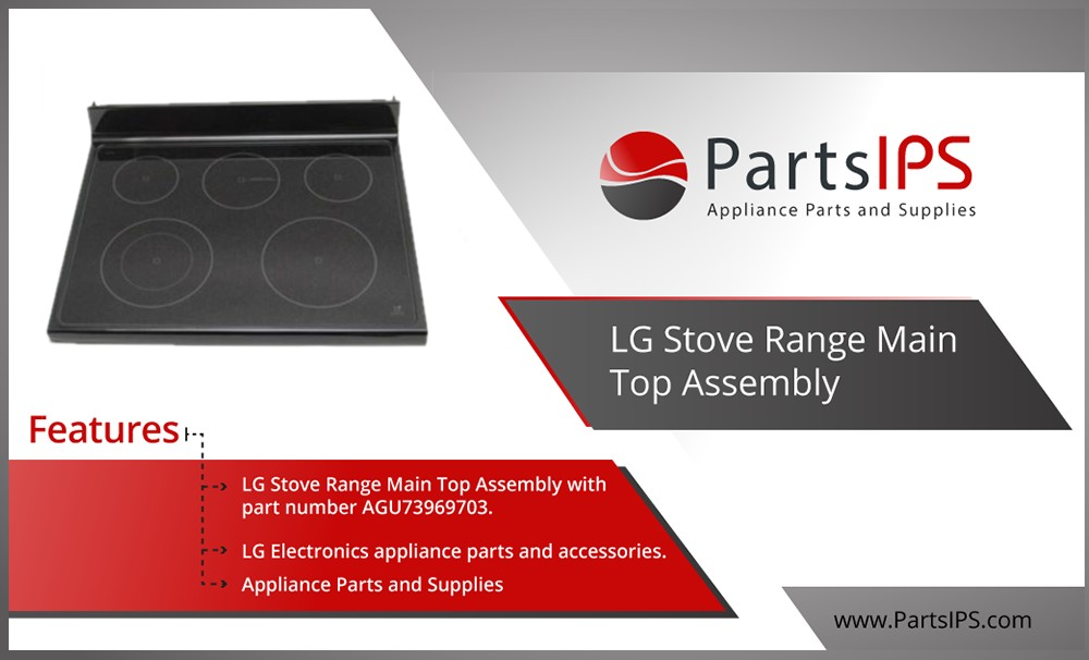 LG Appliance Parts: PartsIPS