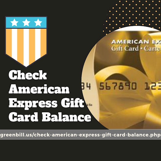 How To Check American Express Gift Card Balance - You Should Not Miss!!!How To Check American Expres