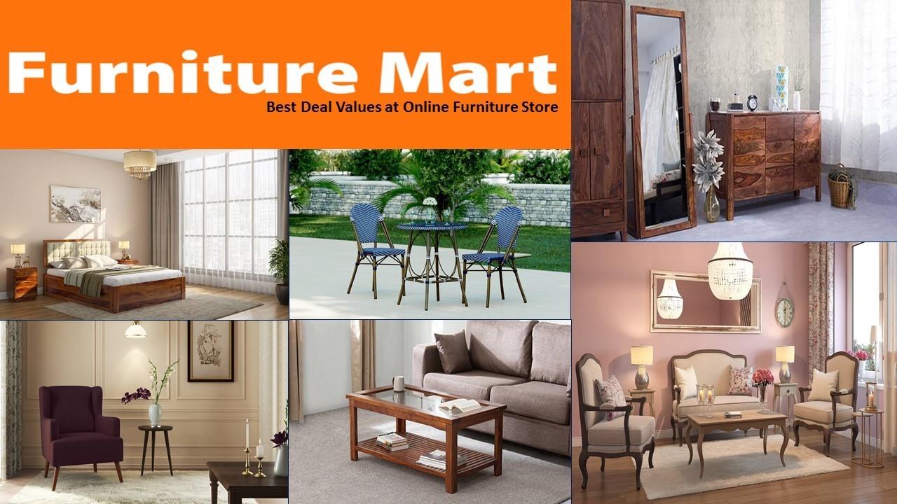 Custom Furniture Online in India