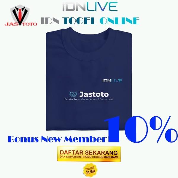 JASTOTO IDN TOGEL ONLINE