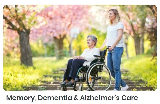 Memory Dementia Alzheimers Care Facilities Directory Website