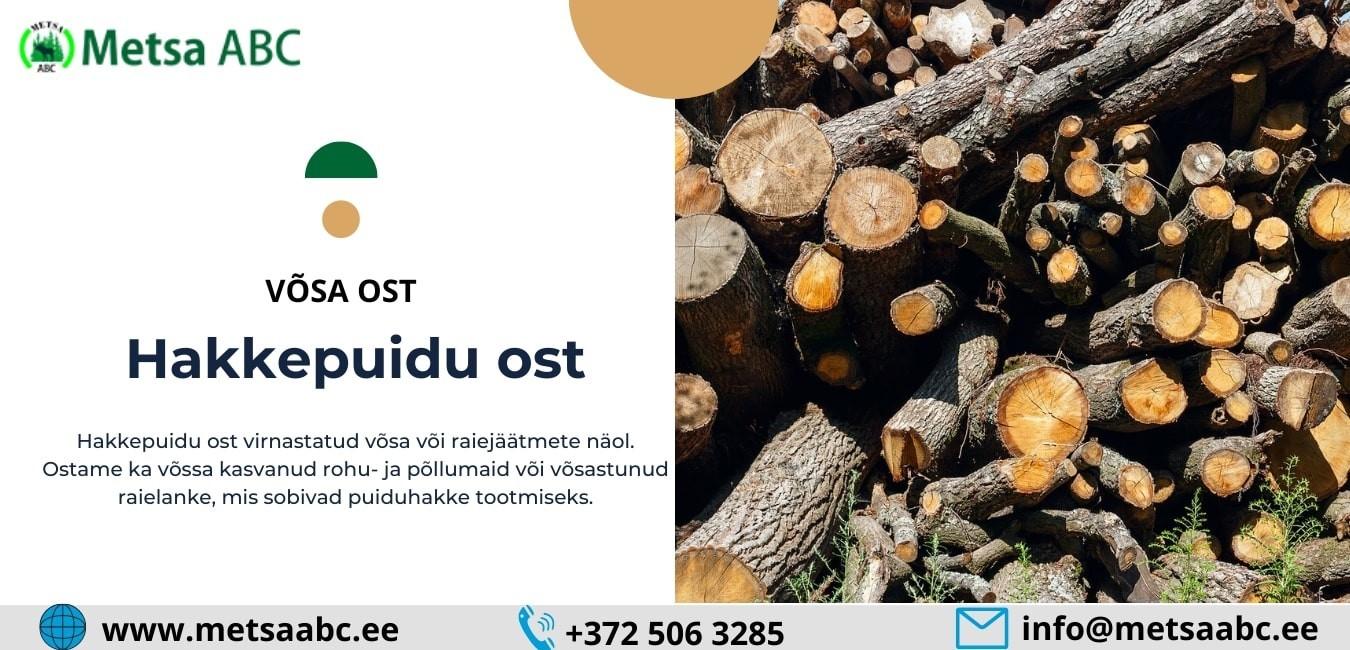 Võsa ost | Metsa ABC