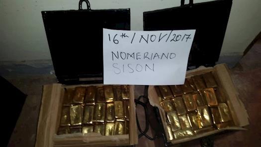 Gold for sale in Uganda
