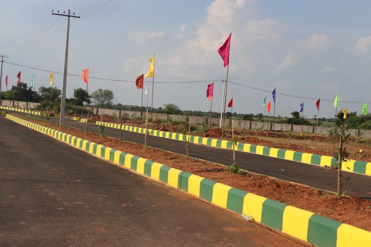 Real Estate Development Plots in Shadnagar near Hyderabad