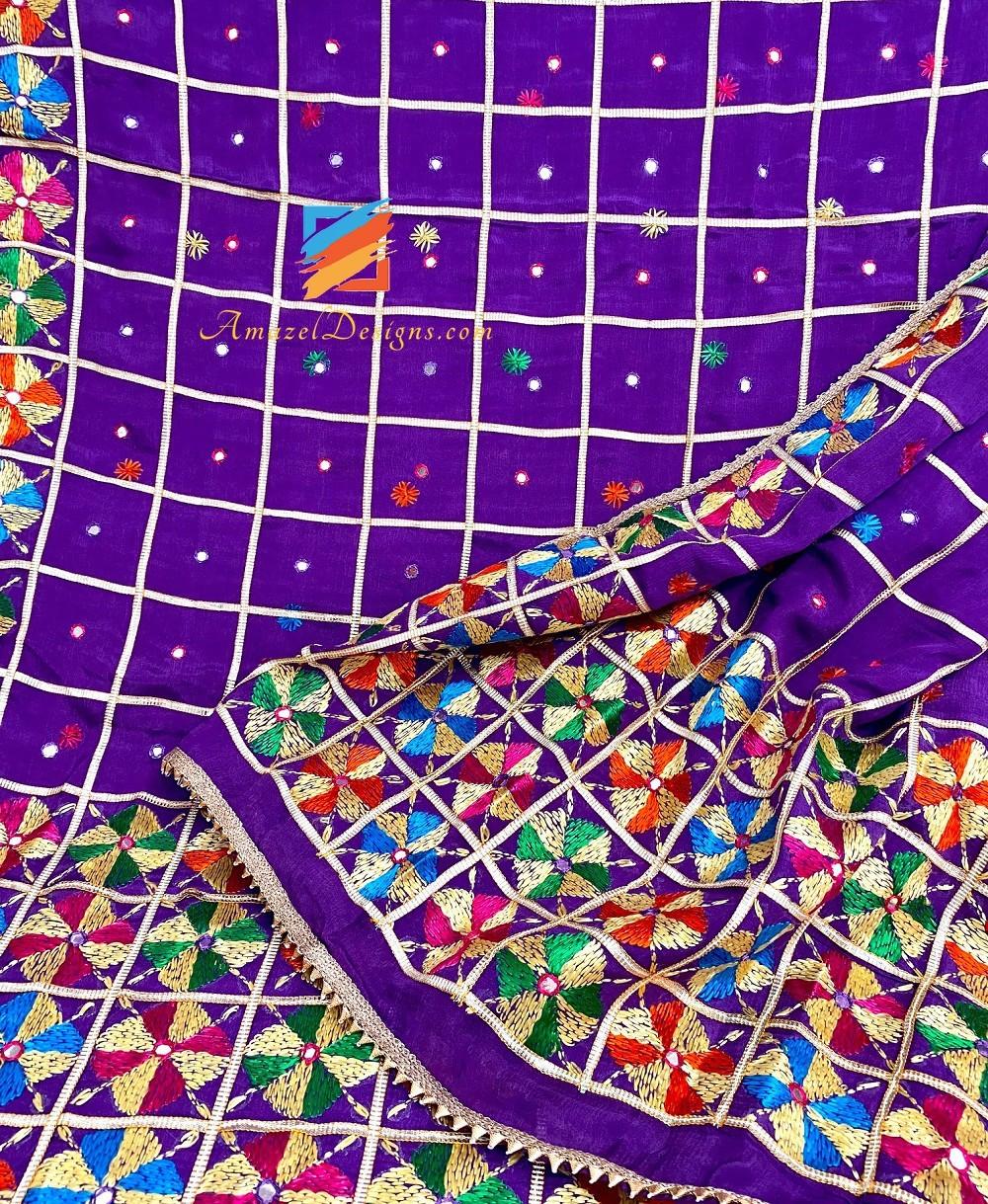 Heavy Dupatta Designs Amazel Designs