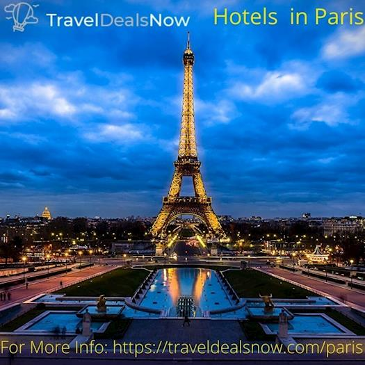 Hotels in Paris | Best Area to Stay in Paris in Low Cost | Traveldealsnow.com