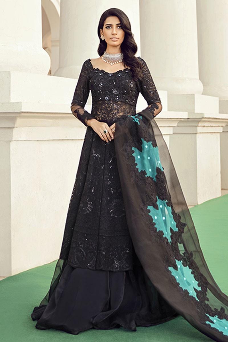 Black Moscow - Festive Wear - Zainab Salman - Popshop.Today