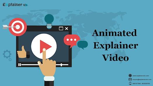 Motion Graphics Explainer Video Production | ExplainerVDO