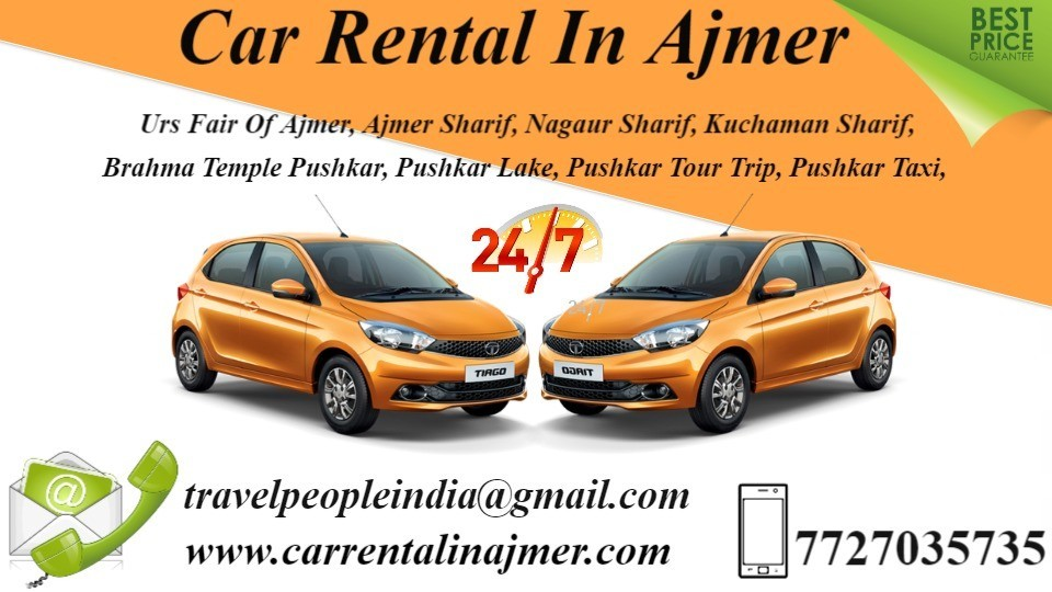 Ajmer Sarwar tour , Ajmer Sarwar tour taxi rates