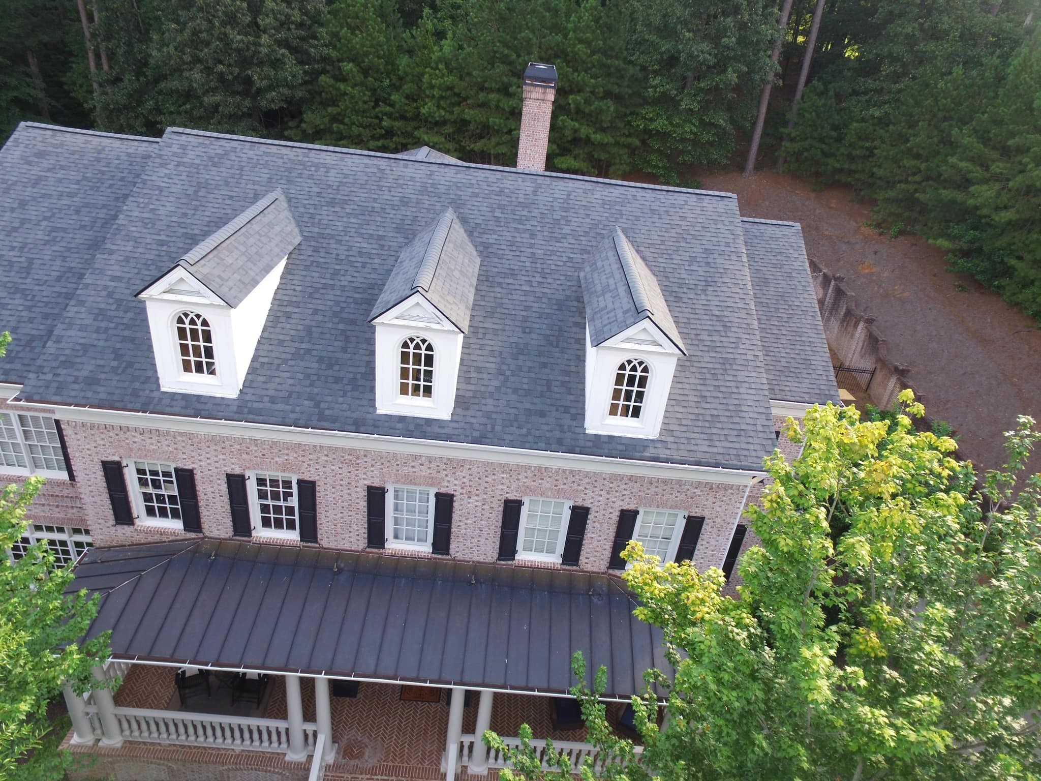 Tear off and install near me Suwanee GA - The Roofing HQ