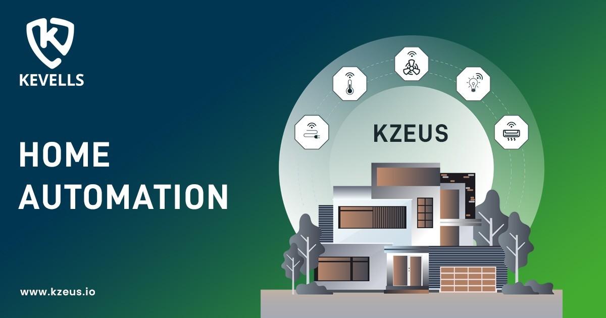Home Automation - Kzeus