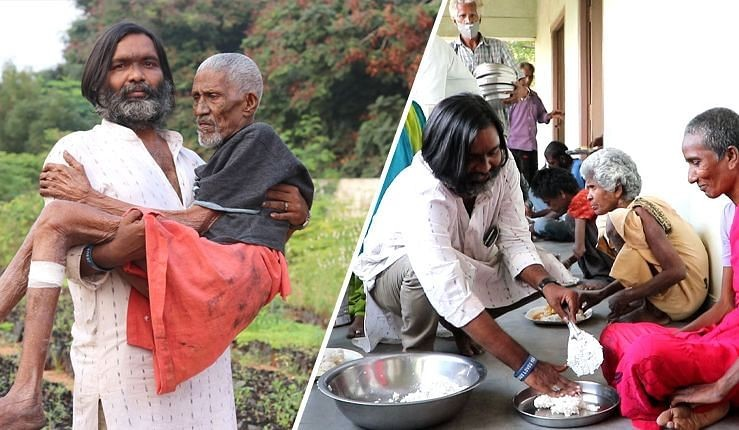 This NGO Is A Home To The Old, Poor And Abandoned. Donate To Help Them - Ketto