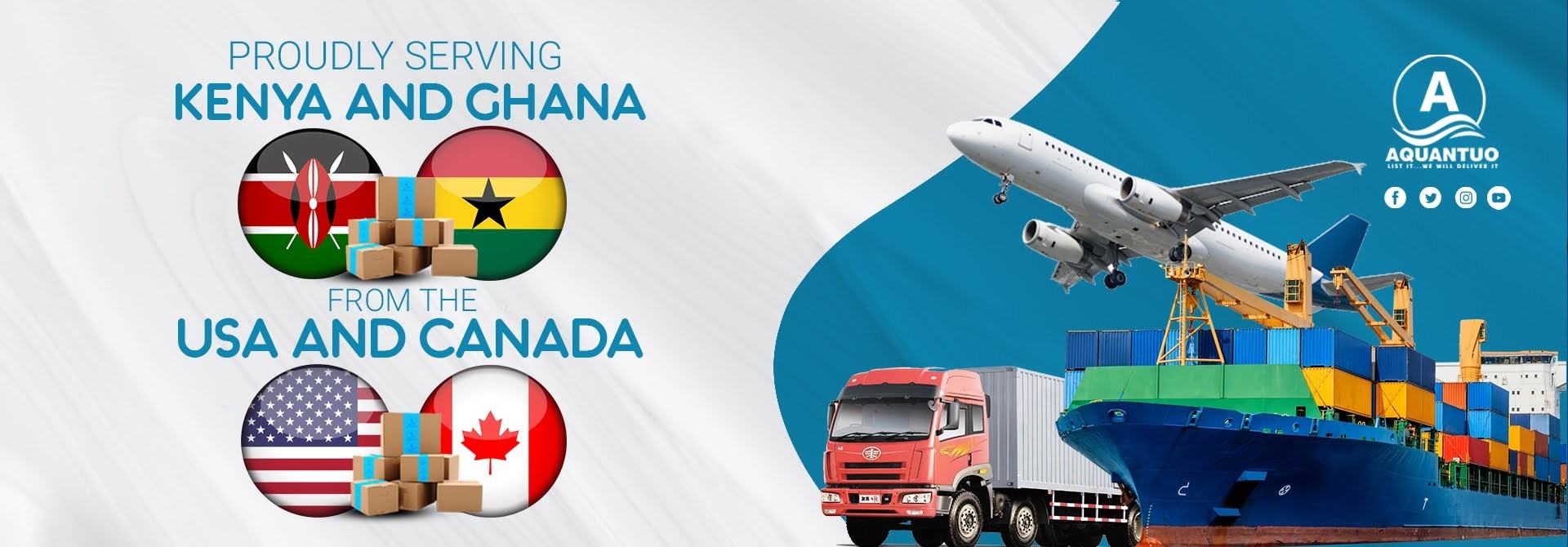 International Shipping Companies in Kenya