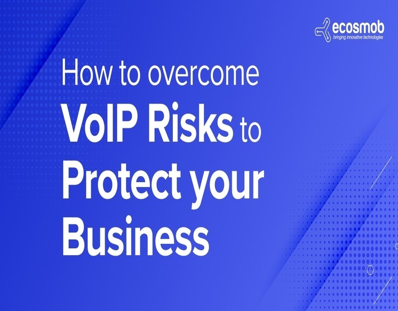 How to overcome VoIP risks to protect your business works?