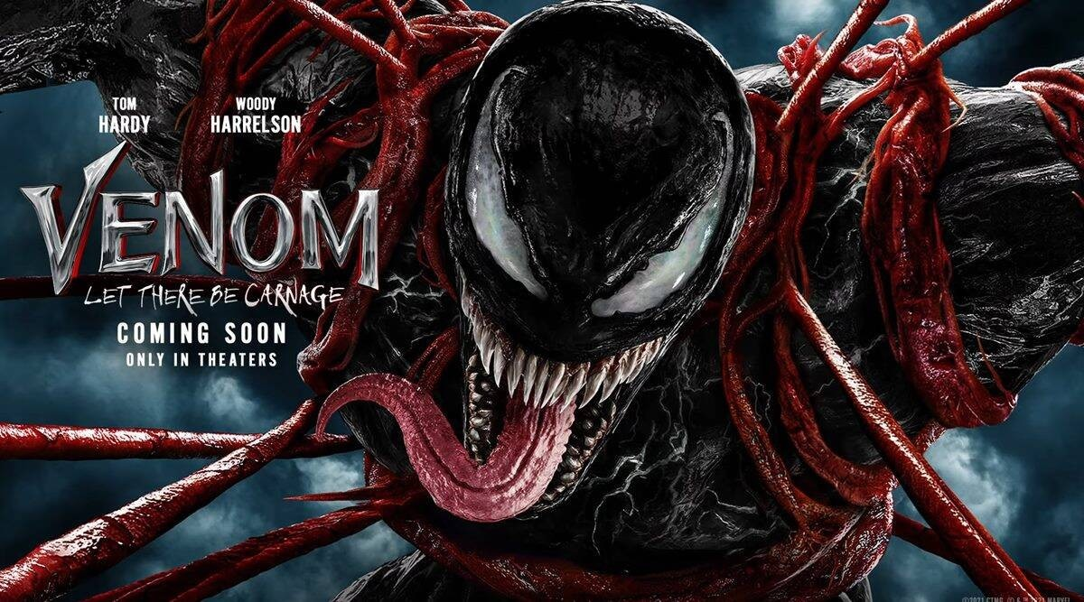 VENOM: LET THERE BE CARNAGE trailer: It's Tom Hardy's