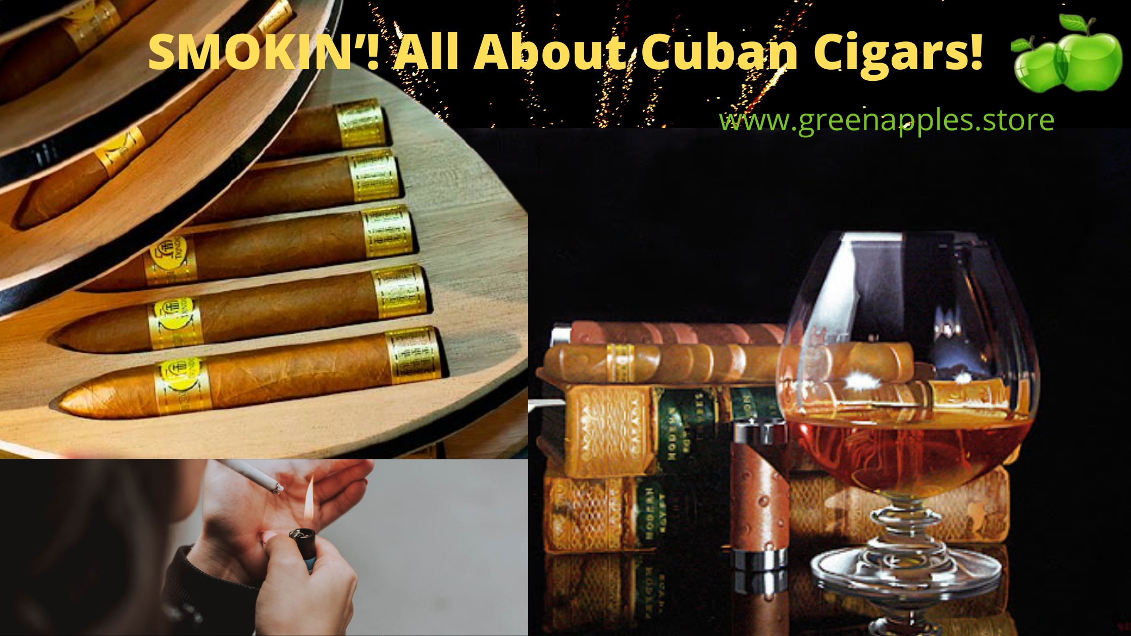 All About Cuban Cigars