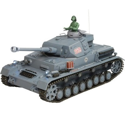 T-Panazer Infrared RC Battle Tank
