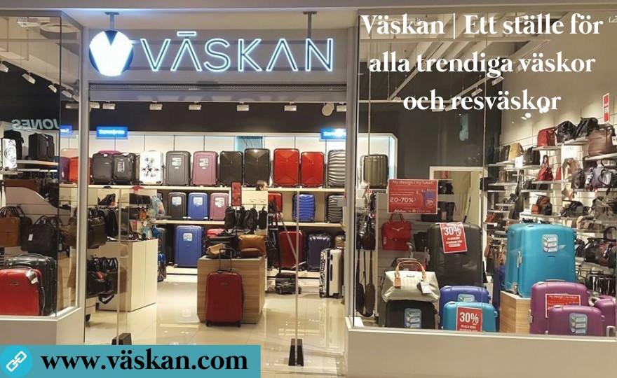 Väskan | Ett ställe för alla trendiga väskor och resväskor
