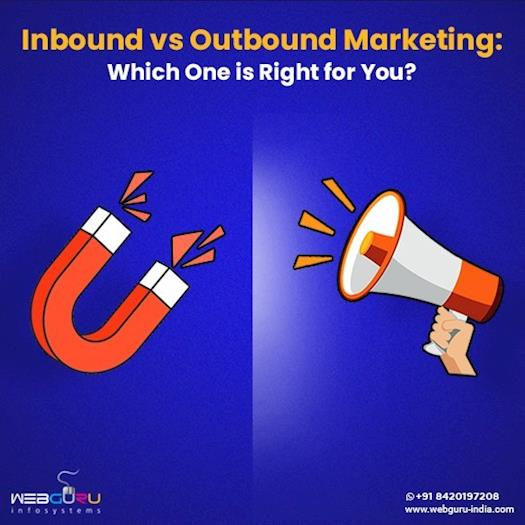 Inbound vs Outbound Marketing: Which One is Right for You?