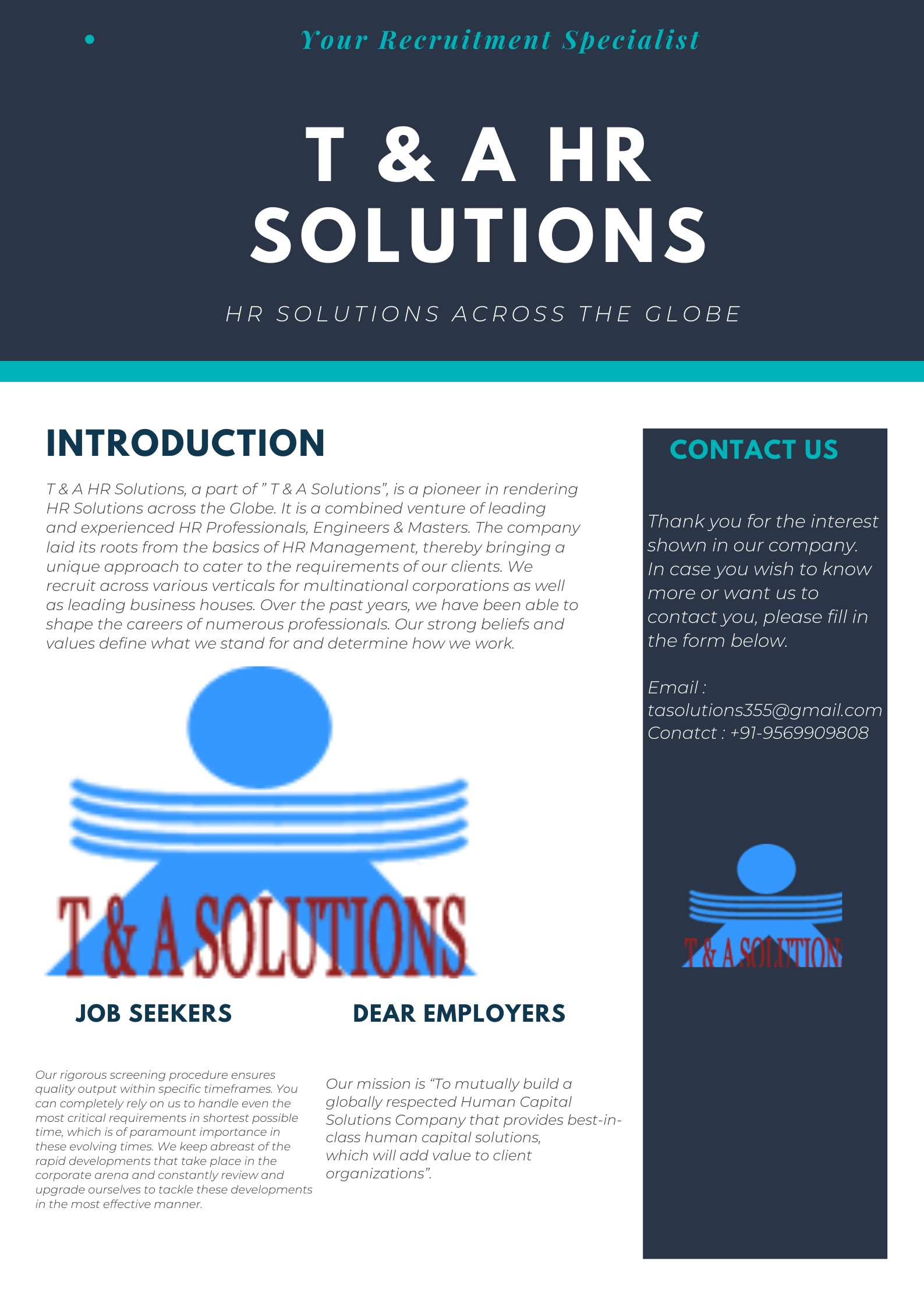 T&A solutions
