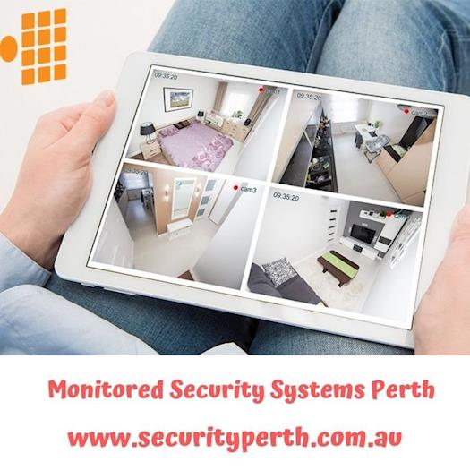 Cctv Security Cameras Perth