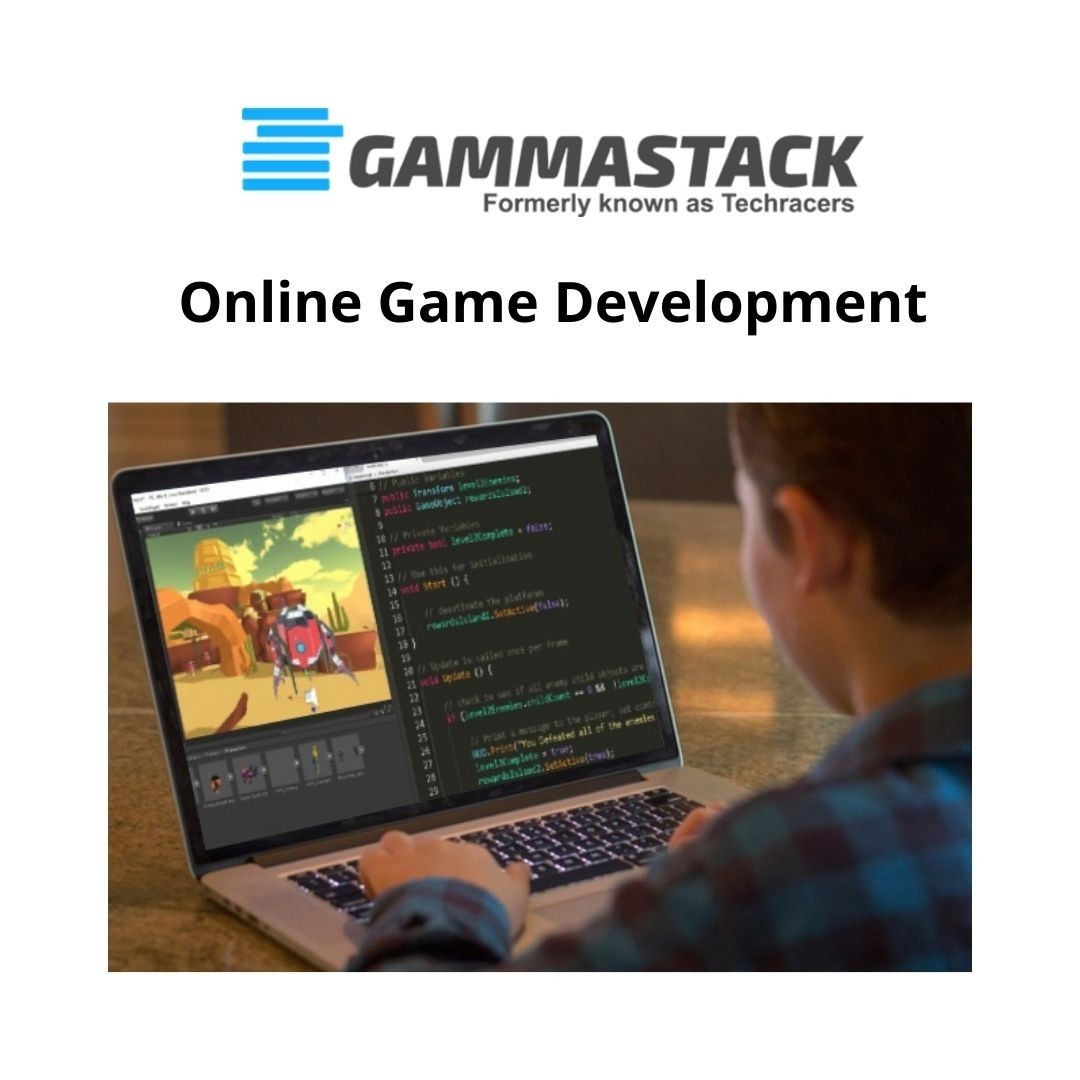 Online Game Development