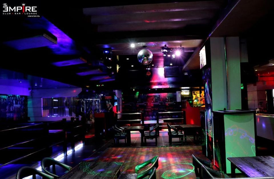 Night Clubs in Gurgaon