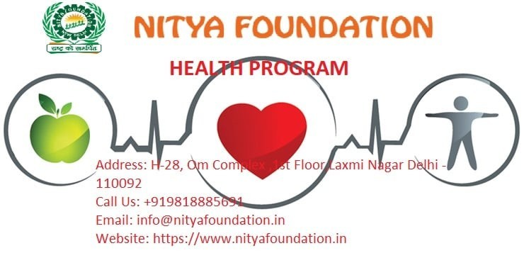 Donate For Health Programme in Delhi NCR India