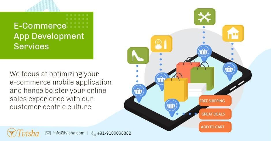 e-commerce app development company